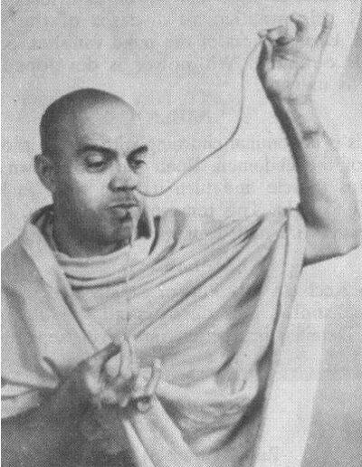 Shatkarma, limpieza interna