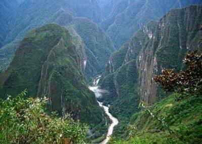 Montañas magicas en Peru