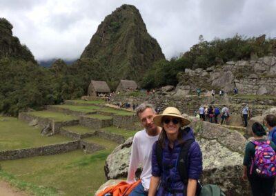Profesores de Siddhi Yoga en Machu Pichu
