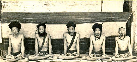 Curso yoga tibetano Tsa Lung