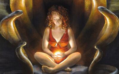 El yoga de los centros de energía y de la gran Devi, la madre del Universo: Kundalini